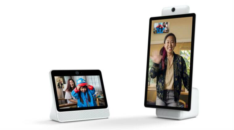 Facebook to unveil new versions of Portal video chat devices this autumn