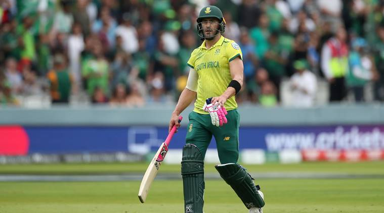 World Cup 2019: Loss to Pakistan borderline embarrassing, says Faf du Plessis