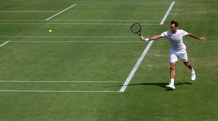 Djokovic, Federer, Nadal primed to tighten Wimbledon grip