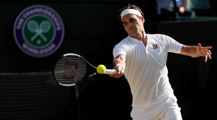 Roger Federer seeded second at Wimbledon, Rafael Nadal drops to three
