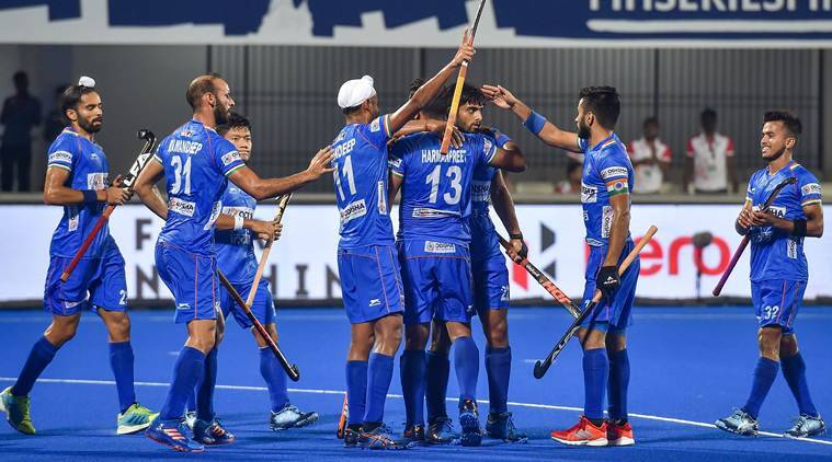 FIH Series Finals: India beat South Africa 5-1 to win gold