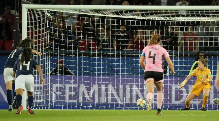 women World Cup, Chelsea manager, Emma Hayes, IFAB, guinea pigs, VAR, Scotland, Lee Alexander, Argentina, Florencia Bonsegundo