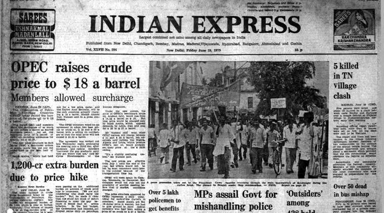 opec, crude oil price increase, oil price increase, river pollution, forty years ago, indian express