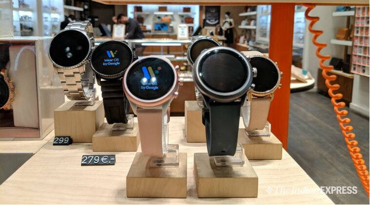 QnA VBage Fossil Sport smartwatch with Snapdragon Wear 3100, WearOS launched in India