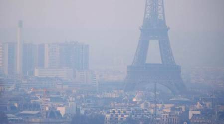 In legal first, court faults France over air pollution