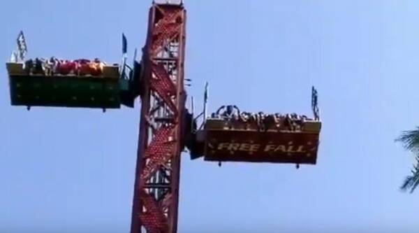 Chennai, Chennai News, Queensland Amusement Park, Theme Park accident, Queensland accident, Chennai Police, Indian Express news