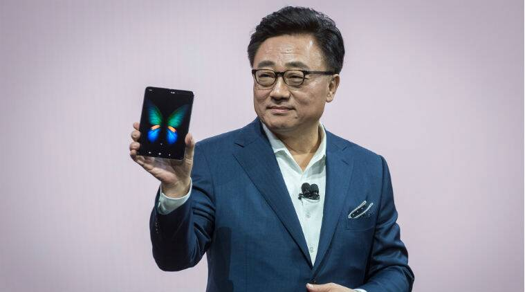 Galaxy Fold, Samsung Galaxy Fold, Galaxy Fold release date delayed, Galaxy Fold release date India, Galaxy Fold price in India, Galaxy Fold foldable phone, Galaxy Fold Android