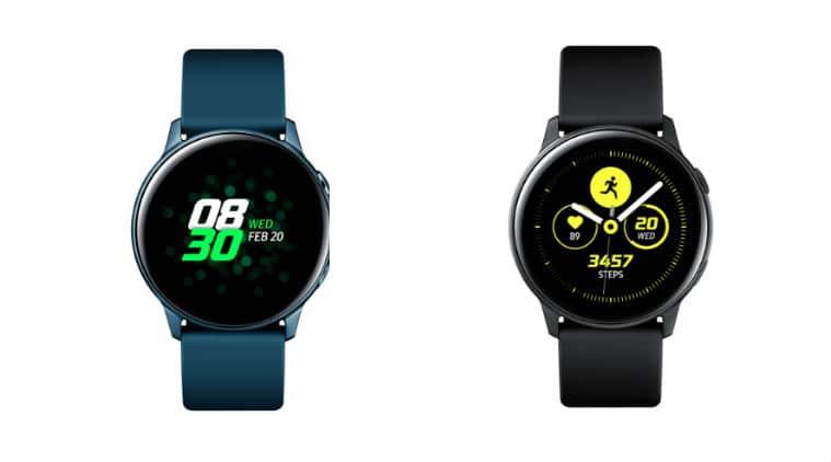 Samsung, Samsung Galaxy Watch Active, Galaxy Fit, Galaxy Fit e, Galaxy Fit e price in India, Galaxy Fit e specifications, Galaxy Fit e features, Samsung Galaxy Watch Active price in India, Galaxy Active price, Galaxy Watch price