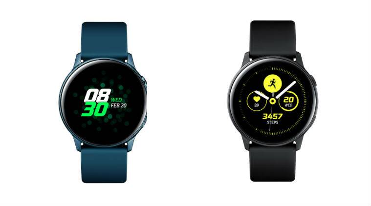 Samsung, Samsung Galaxy Watch Active, Galaxy Fit, Galaxy Fit e, Galaxy Fit e price in India, Galaxy Fit e specifications, Galaxy Fit e features, Samsung Galaxy Watch Active price in India, Galaxy Active price, Galaxy Watch price
