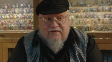 George RR Martin lobbies for Chernobyl at Emmys