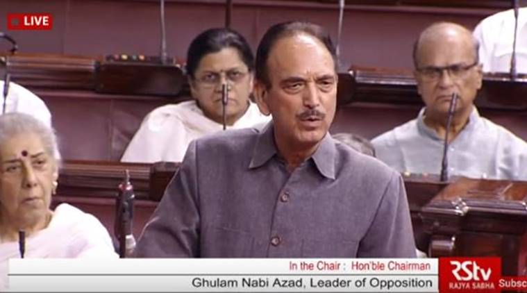 Come to Rajya Sabha more often, things can be mended: Ghulam Nabi Azad to PM Modi