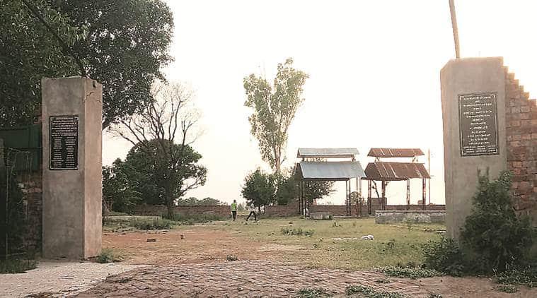 Gobindpura burial ground, Gobindpura village, Gobindpura no caste system,