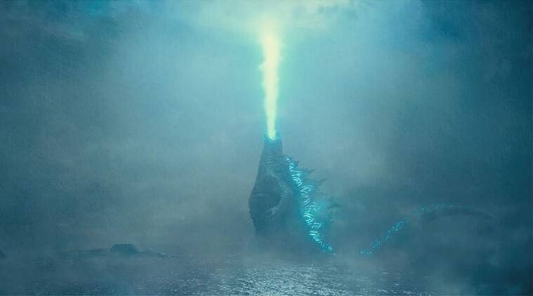 Godzilla King of the Monsters heading for 50 million dollar opening weekend in the US