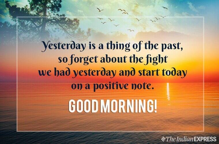 Good Morning Wishes Images, Messages, Quotes, HD Wallpapers