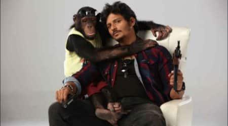 Actor Jiiva's Gorilla trailer