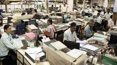 govt jobs, haryana govt jobs, job regularisation, haryana employee union, haryana unions, govt employee union, indian express