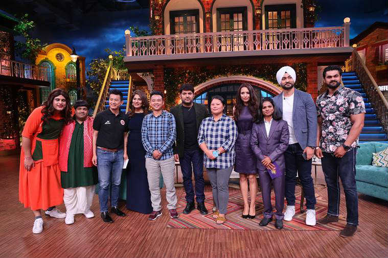 Dutee Chand on kapil sharma show