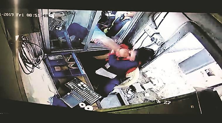 Toll lawlessness: Woman employee punched in face at Kherki Daula plaza