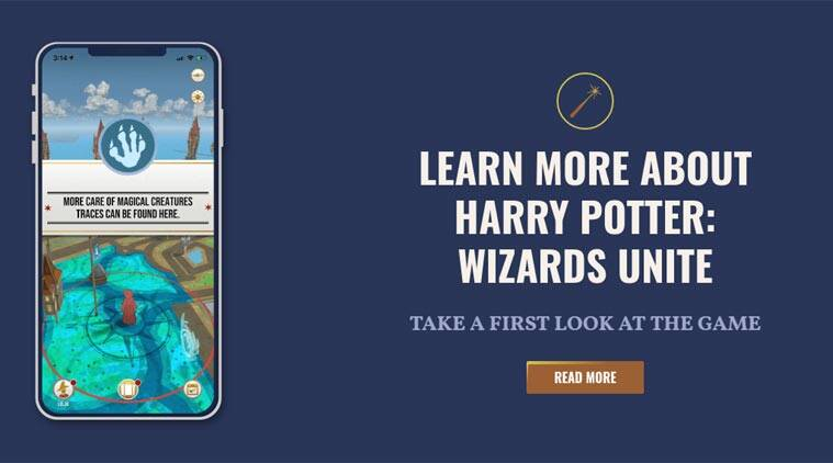 Pokemon Go, Harry Potter game, New Harry Potter Game, Harry Potter: Wizards Unite, Harry Potter: Wizards Unite game, Harry Potter game, Harry Potter AR game