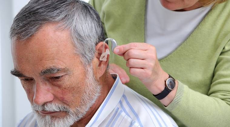 hereditary hearing loss, hearing loss, anti-malaria drug, indian express, indian express news