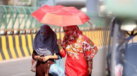 weather update today, heatwave north india, heatwave update, weather news, delhi weather news, hottest day today