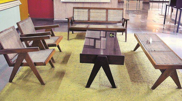 Chandigarh heritage auction, Chandigarh heritage abroad auction, Furniture auction, Chandigarh furniture auction, Chandigarh news, Indian Express news