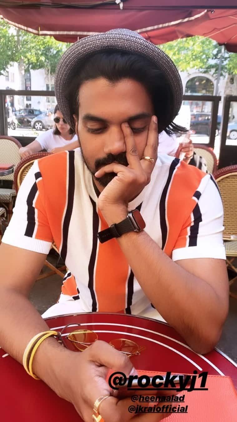 hina khan boyfriend rocky jaiswal