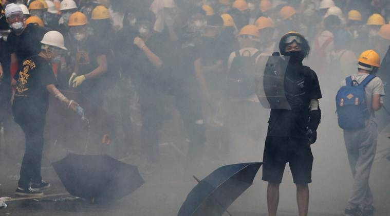 Hong Kong's controversial extradition bill may be suspended: report