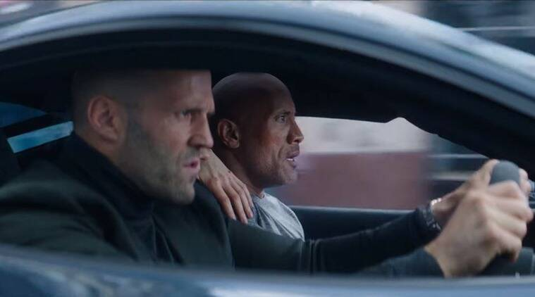 fast and furious hobbs and shaw trailer