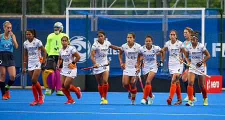 indian women hockey team, women hockey team india, women hockey, kiren rijju sports minister, fih women's series final, fih wome's hockey final 2019, Olympics 2020, India women hockey qualify, Carolina Garcia, Navneet Kaur, Gurjit Kaur
