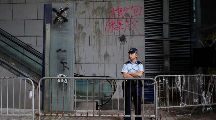 Latest Hong Kong protest ends peacefully with demands unmet