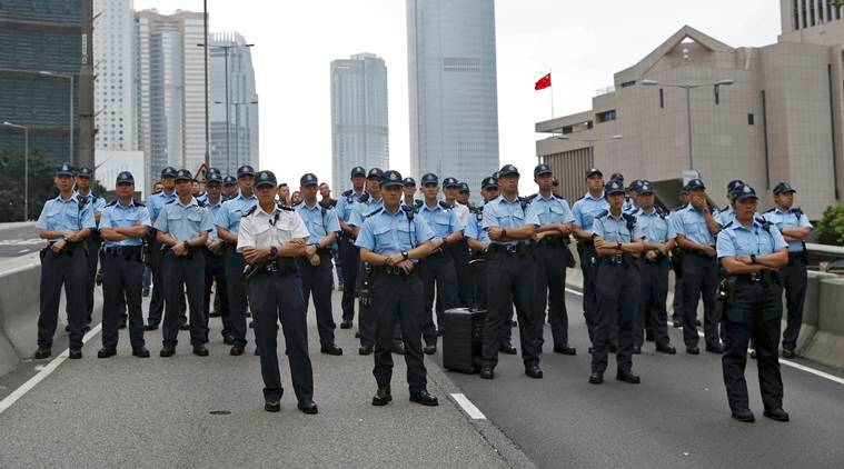China state media criticise foreign 'hypocrisy' over Hong Kong after climbdown