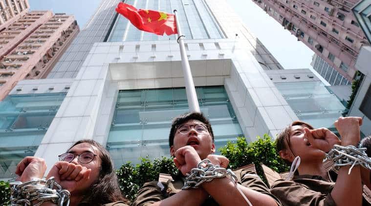 Hong Kong protests, Hong Kong extradition bill protests, Hong Kong, Extradition bill with China, China extradition bill, Hong Kong tear gas, protests in hong kong, hong kong umbrella protest, world news