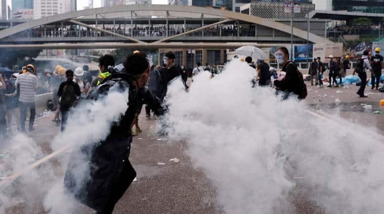 Hong kong protests, protests in hong kong, hong kong umbrella protest, hong kong, Hong kong extradition law, world news