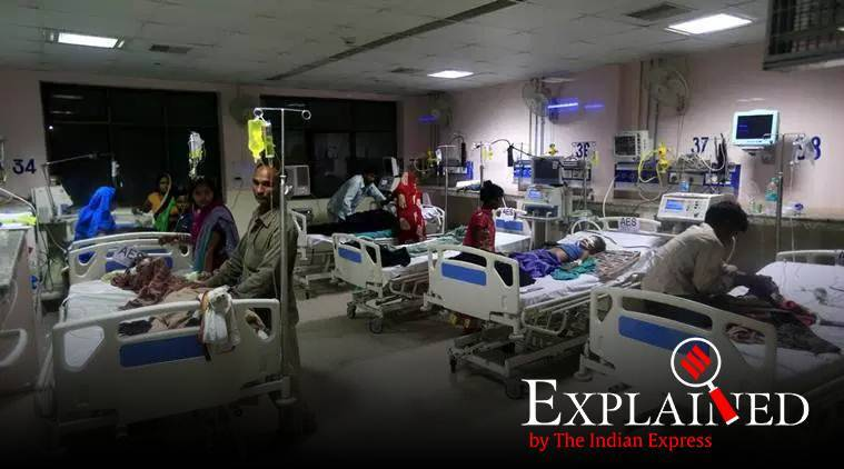 Diphtheria case, Diphtheria cases in Delhi, diphtheria deaths, diphtheria cases delhi, diphtheria cases India, indian express, Delhi hospitals, Diphtheria deaths in Delhi, health news, indian express