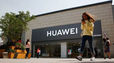 Huawei, Huawei technologies, The United States , US ban, Huawei CEO, impact of US ban, indian express
