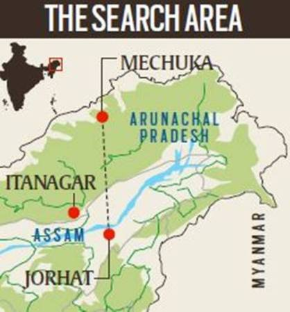 Wreckage of missing IAF An-32 aircraft spotted, teams flying to site today