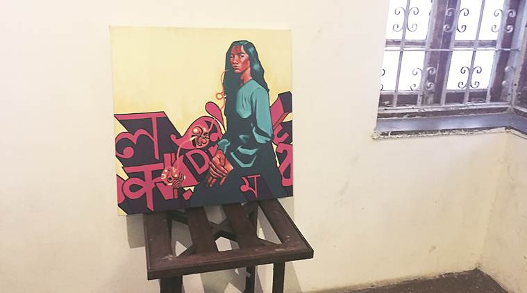 art and culture, pune art exhibition, art exhibition in pune, art exhibitions in pune, pune art exhibitions, artist tanya maheshwari, Indian Express
