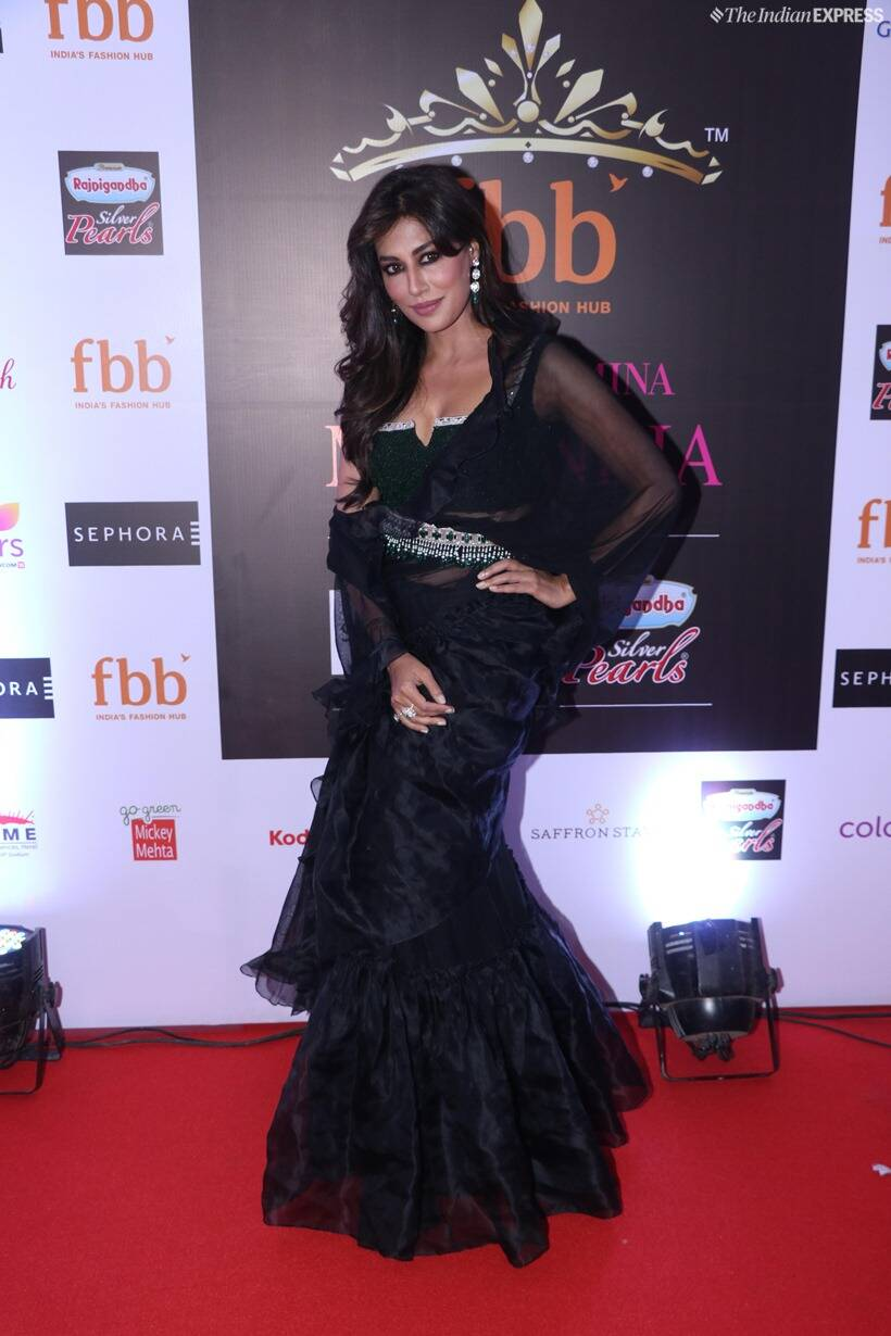 chitrangada singh at femina miss india 2019 finale