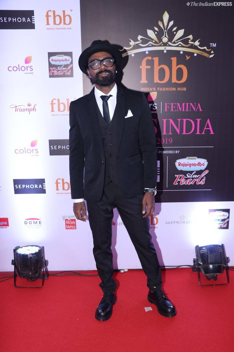 remo d'souza at femina miss india 2019 finale