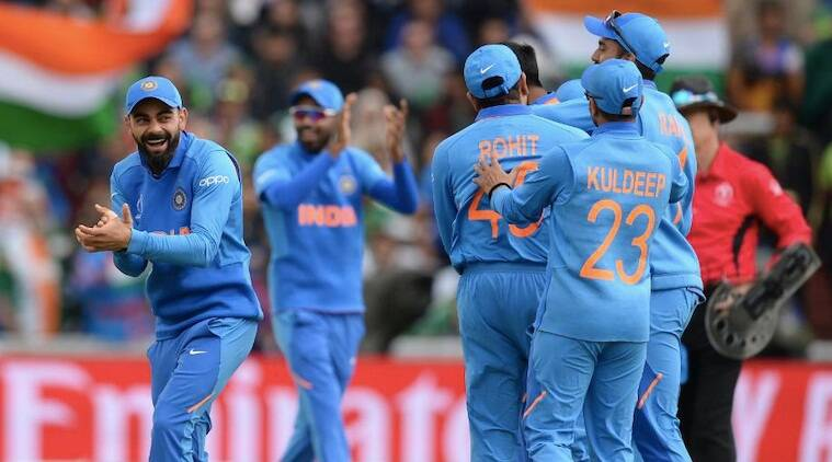 Social media divided over India's Cricket World Cup away kit