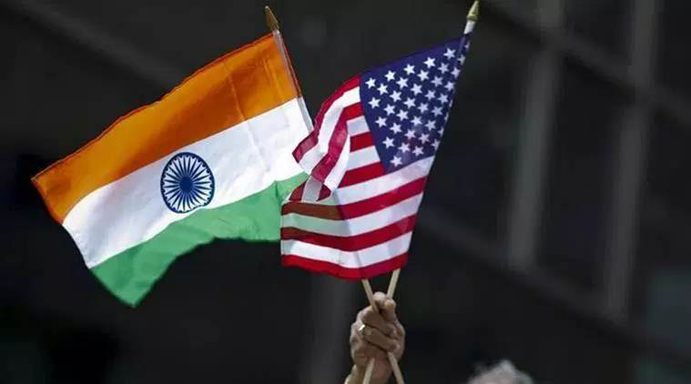 India US military pact, military pact with US, India US military ties, 2+2 meeting, COMCASA, India US military communications, India-US, india us military, india us military logistsics, military logistics agreement, Indian Express