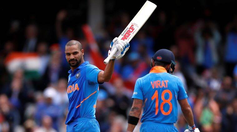 india vs australia, ind vs aus, ind vs aus 2019, ind vs aus world cup 2019, world cup 2019, shikhar dhawan, virat kohli, world cup update, cricket news