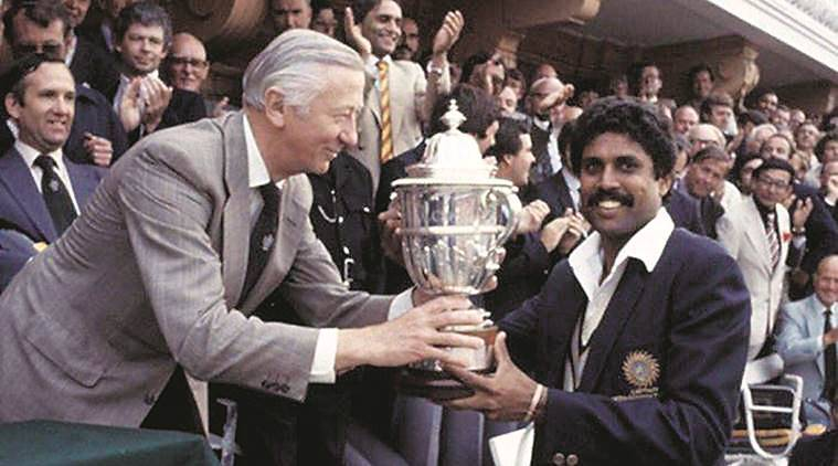 India, India world cup, India 1983 world cup, 1983 cricket world cup, 1983 Kapil Dev, Syed Kirmani, Syed Kirmani 1983 cricket world cup, indian express, latest news