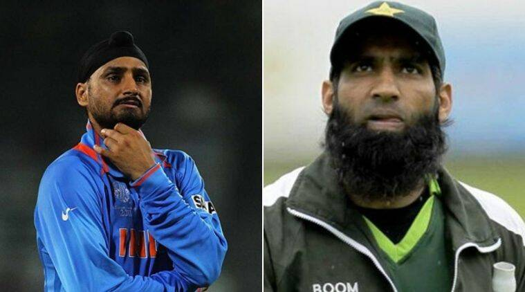 India vs Pakistan: Forks in hand, Harbhajan and Mohammed Yousuf were ready to attack each other in 2003