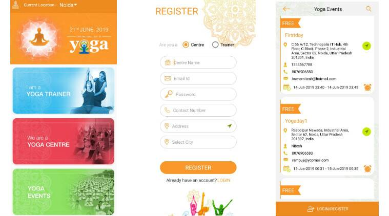 Here is how to use AYUSH Ministry's new Yoga Locator app