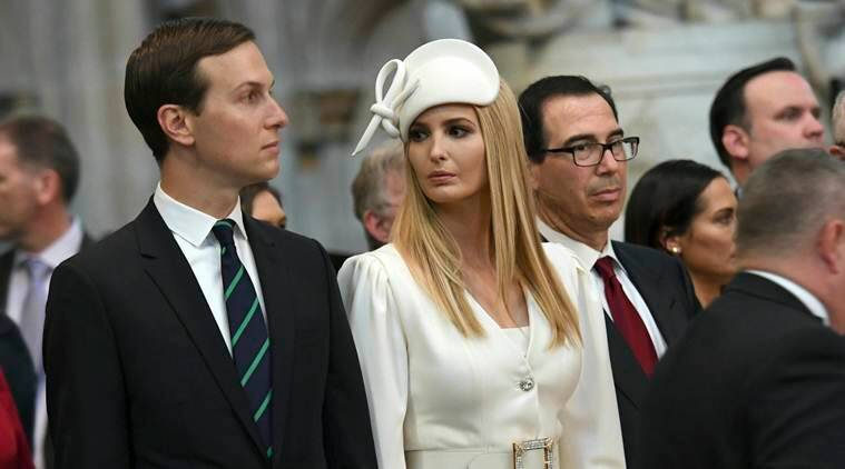 Ivanka Trump, Jared Kushner took in as much as 5 million last year