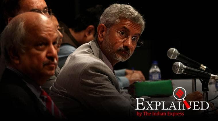OIC, Organisation of Islamic Cooperation, OIC on kashmir, India's response to OIC, Kashmir issue, S Jaishankar, Sushma Swaraj, India Pakistan relations, J&K, Saudi Arabi, narendra Modi, Express Explained