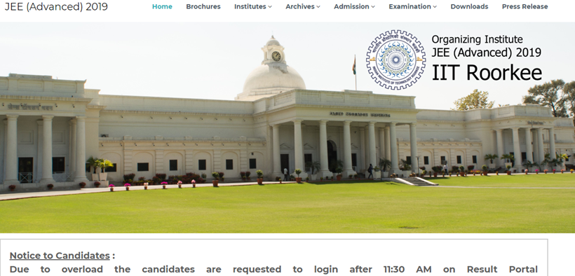 jee advanced result, jee advanced result link, jee advanced results, jee advanced result 2019, jee advanced 2019, jeeadv.ac.in, jee website not working, www.jeeadv.ac.in, jee advanced 2019 result, jee advanced result 2019 direct link, jeeadv result, jeeadv result 2019, jee advanced result 2019 link, jee advanced result 2019 rank, jee advanced result rank, education news, indian express news