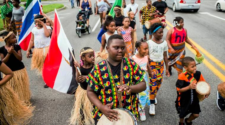Juneteenth celebrates end of slavery in the US